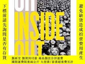 二手書博民逛書店J罕見R: Inside Out,JR:由內至外 英文原版藝術圖書 公共藝術 街頭藝術Y302154 JR R