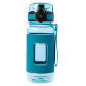 HOLA 潔西彈蓋水壺 370ml 藍色