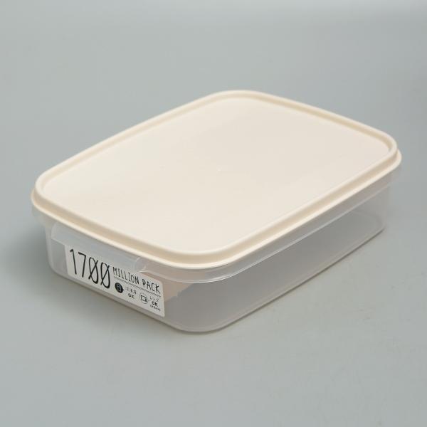 日本製【Yamada】Million整理盒1入 1.7L/ 1550