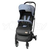 (新款三代) Looping Z17 Squizz 3 輕巧行李式嬰兒手推車 -煙波藍 •送 雨罩+收納袋