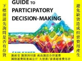 二手書博民逛書店Facilitator s罕見Guide To Participatory Decision-making-建導師