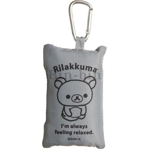 拉拉熊 折疊環保購物袋/720-300/720-301