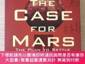 二手書博民逛書店The罕見Case for Mars The Plan to Settle the Red Planet and