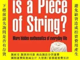二手書博民逛書店How罕見Long Is A Piece Of String?Y364682 Rob Eastaway Ano