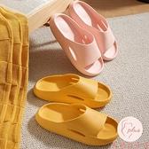 居家拖鞋女夏季厚底情侶室內浴室防滑拖鞋【大碼百分百】