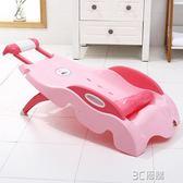 1-10歲兒童洗頭躺椅小孩洗頭神器幼兒洗頭床寶寶洗頭椅洗發椅摺疊HM 時尚芭莎