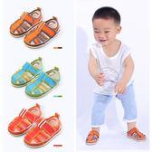 桃園百貨 寶寶純手工布鞋嬰兒居家布涼鞋