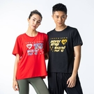 情侶印花T恤TA201003(商品不含配件) - 百貨專櫃品牌 TOUCH AERO 瑜珈服有氧服韻律服