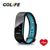 GOLife Care 3藍牙智慧觸控心率手環-天空藍