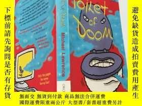 二手書博民逛書店The罕見Toilet of Doom:末日廁所...Y200392