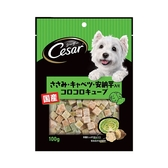 西莎狗點心-雞肉甘藍&安納芋100g 【康鄰超市】