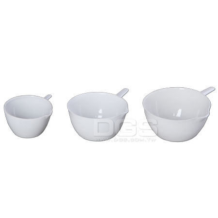 有柄蒸發皿 經濟型 Evaporating Dishes with Handle