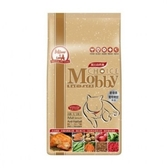 Mobby 莫比 高齡貓 老貓 抗毛球 配方 自然食飼料 1.5kg X 1包