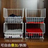 宿舍分層收納分層隔板衣物收納衣柜OR857【KIKIKOKO】TW