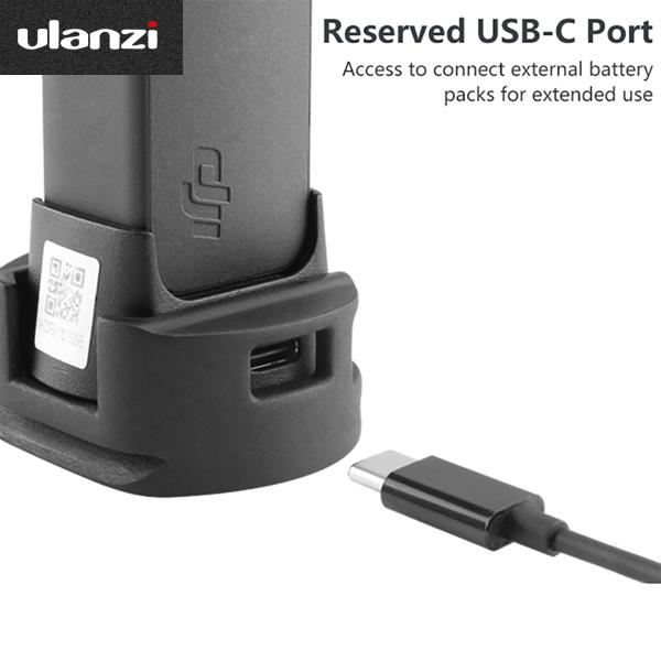 EGE 一番購】Ulanzi【OP-4】DJI Osmo Pocket Wifi 無線三腳架底座【公司貨】