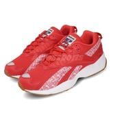 Reebok 休閒鞋 INTV 96 紅 白 男鞋 運動鞋 老爹鞋 【PUMP306】 FV5472