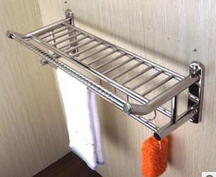 不鏽鋼浴巾架