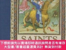 二手書博民逛書店Saints:罕見A Book of Days-聖徒:一本關於日子的書Y364727 N. Y.) Metro