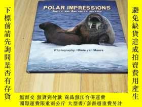 二手書博民逛書店POLAR罕見IMPRESSIONS ARCTIC AND AN