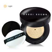 BOBBI BROWN 自然輕透膠囊氣墊粉底SPF50 PA+++(13g)含粉盒#Light