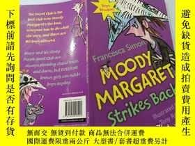 二手書博民逛書店Moody罕見Margaret Strikes Back (Horrid Henry):穆迪·瑪格麗特反擊(恐怖的