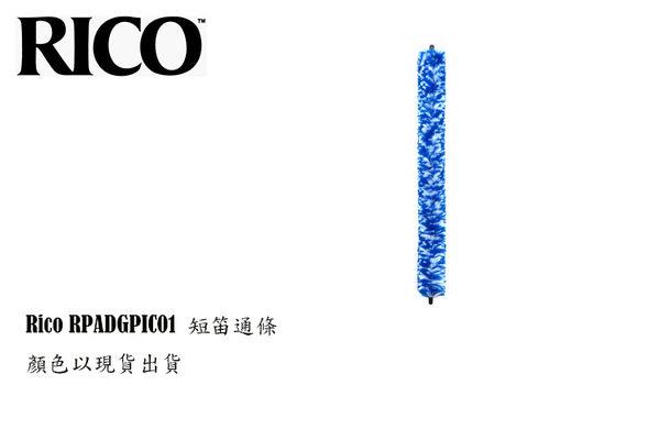 【小麥老師樂器館】RICO 短笛通條 (原廠貨 RPADGPIC01)