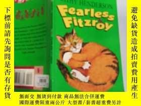 二手書博民逛書店fearless罕見fitzroy 無畏的菲茨羅伊Y200392