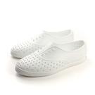 native JERICHO 洞洞鞋 戶外休閒鞋 白 女鞋 11300400-1999 no657