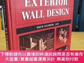 二手書博民逛書店Time-Saver罕見Details for Exterior Wall Design-外墻設計的省時細節Y