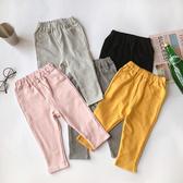 舒適棉質口袋鉛筆褲 長褲 中性款 長褲 橘魔法 男童 女童 童裝 褲子 現貨