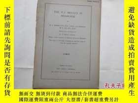二手書博民逛書店THE罕見FLY MENACE IN SHANGHAI(有插圖)Y10911 THE CHINA JOU
