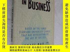 二手書博民逛書店Creativity罕見in business: based o