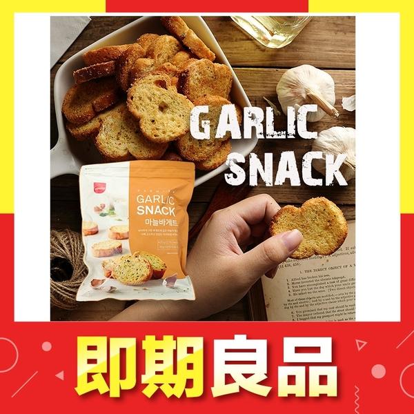 即期 韓國 Samlip 大蒜麵包餅乾 420g【庫奇小舖】