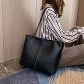 托特包-單肩手提大包包女包2021流行包包新款潮韓版百搭大容量時尚托特包