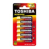 【東芝】鹼性電池3號10入
