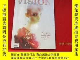 二手書博民逛書店VISION罕見青年視覺(2009年9) 版紙Y23042 青年