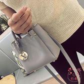 子母包包包2018春季新品大容量單背包簡約斜挎女包時尚休閒手提包子母包 1件免運