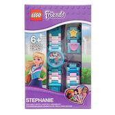 免運費【 樂高積木 LEGO 】兒童手錶 - 姐妹淘 FRIENDS 史蒂芬妮╭★ JOYBUS玩具百貨