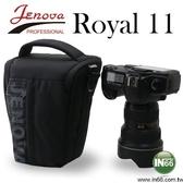 Jenova 吉尼佛 皇家系列相機三角包 ROYAL 11 附防雨罩 【16x11x22cm】