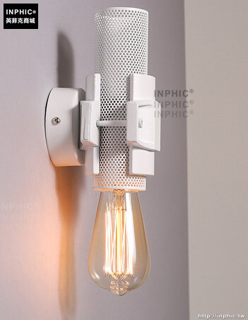INPHIC- 美式床頭單頭壁燈工業風復古懷舊陽臺走廊玄關過道壁燈-E款_S197C