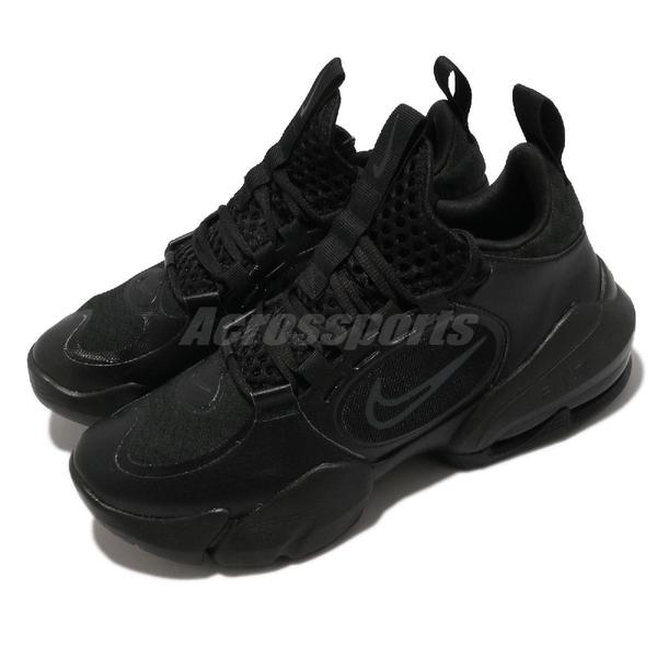 Nike 訓練鞋 Air Max Alpha Savage 2 黑 灰 氣墊 男鞋 【ACS】 CK9408-001