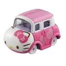 TOMICA Dream 三麗鷗家族 Part2 粉色凱蒂貓 白輪 確認版 TM17127 多美小汽車