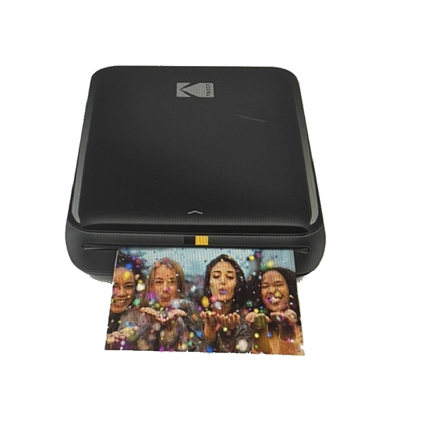 [9美國直購] 柯達 無線相片印表機 黑 Step Wireless Mobile Photo Mini Printer 適用iOS Android