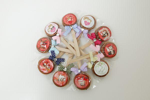 甜蜜幸福銅鑼燒豪華喜糖籃套裝組100支1700元贈Q版貼紙,非麥芽餅.棉花糖~~~