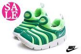 【下殺六折】現貨 NIKE DYNAMO FREE 小童 毛毛蟲鞋N7280#綠◆OSOME奧森童鞋