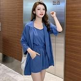 早春裝2021年新款女裝大碼微胖mm顯瘦洋裝子夏港風夏季 青木鋪子