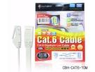 【Magic】Cat.6 超薄 扁線 Hight-Speed 網路線 10米 RJ45 CBH-CAT6-10M