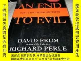 二手書博民逛書店AN罕見END TO EVILY4211 ISBN:9781400061945