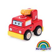 【泰國 WonderWorld】歡樂拼裝系列 (消防車) WW-4066