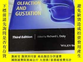 二手書博民逛書店Handbook罕見of OLFACTION AND GUSTATION ( Third Edition ) 嗅覺